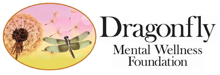 Dragonfly Mental Wellness Foundation Logoi