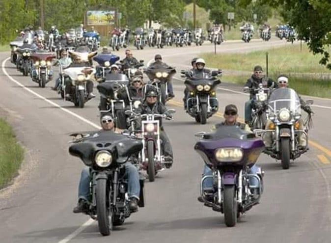 Dragonfly Run motorcycles