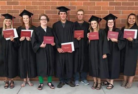 Dragonfly Scholoarship Graduates